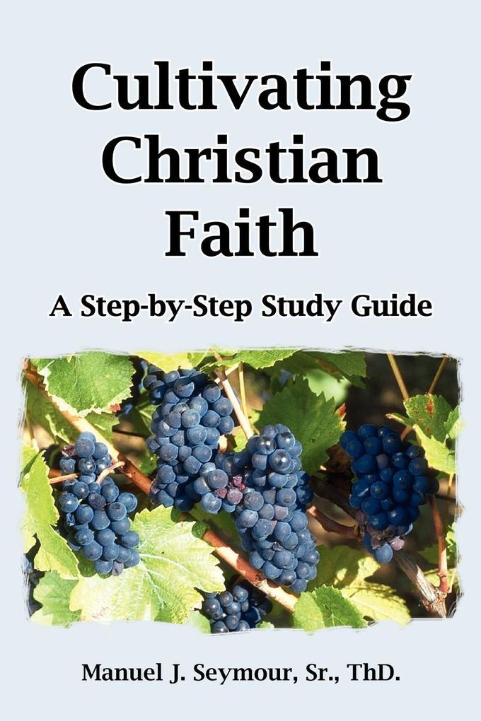 Cultivating Christian Faith als Taschenbuch