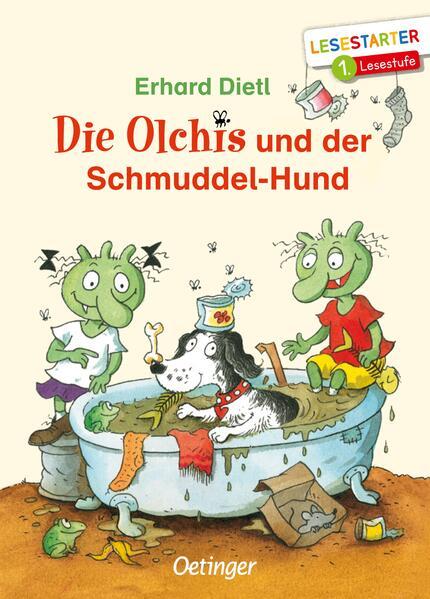 Die Olchis und der Schmuddel-Hund als Buch (gebunden)