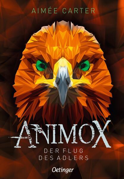 Animox 05. Der Flug des Adlers als Buch (gebunden)