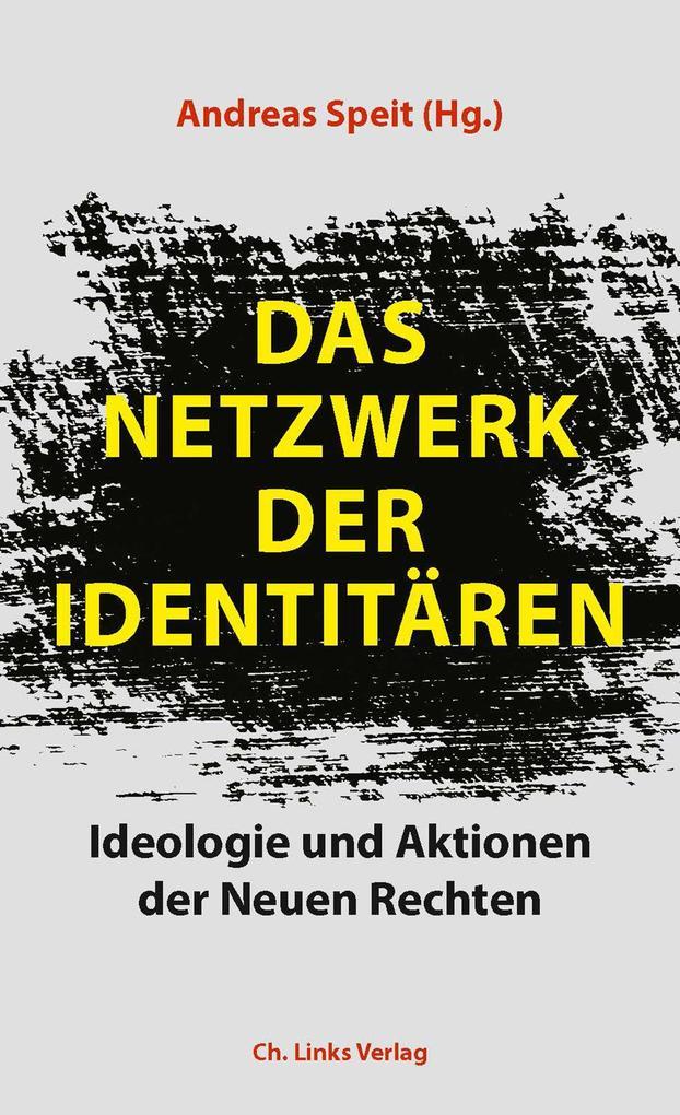 Das Netzwerk der Identitären als eBook epub