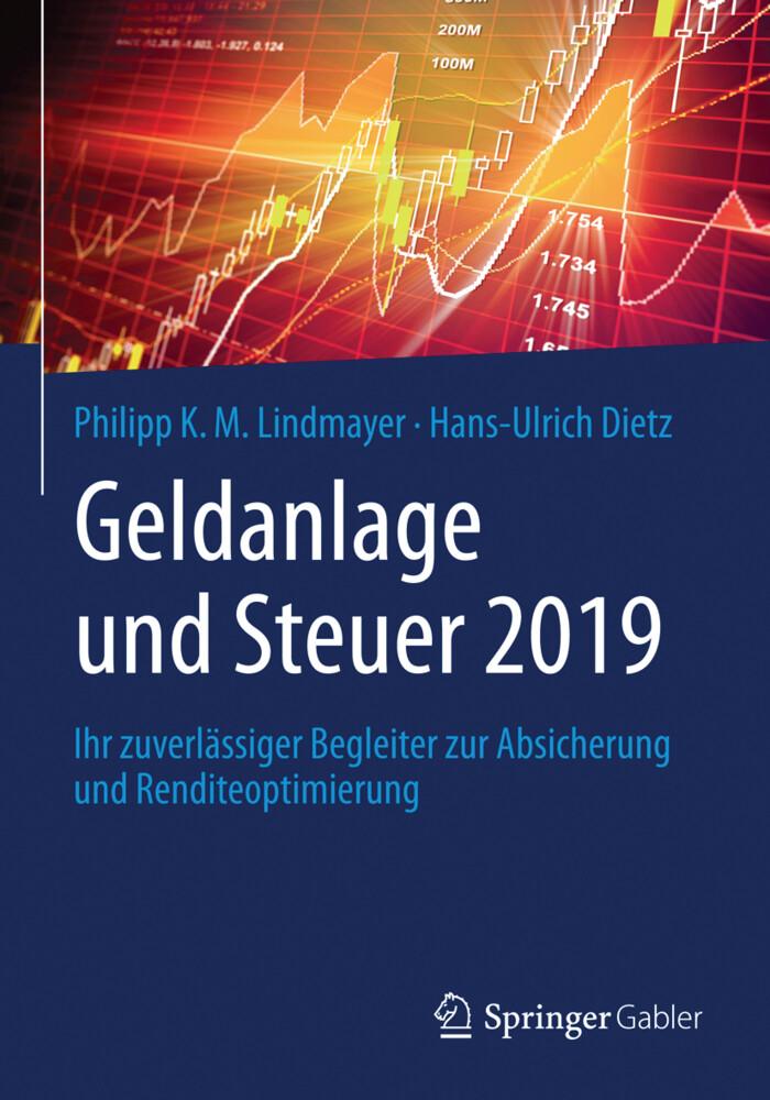 Geldanlage und Steuer 2019 als Buch (gebunden)