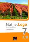 Mathe.Logo 7/II neu Lehrermaterial Realschule Bayern