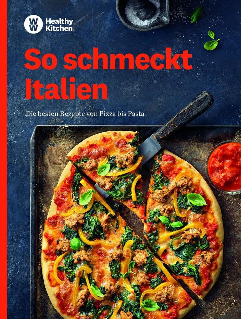 WW - So schmeckt Italien als Buch