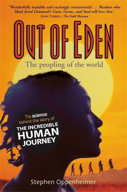 Out of Eden: The Peopling of the World als Taschenbuch