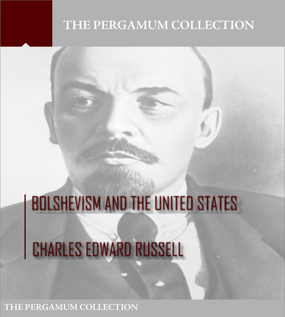 Bolshevism and the United States als eBook epub