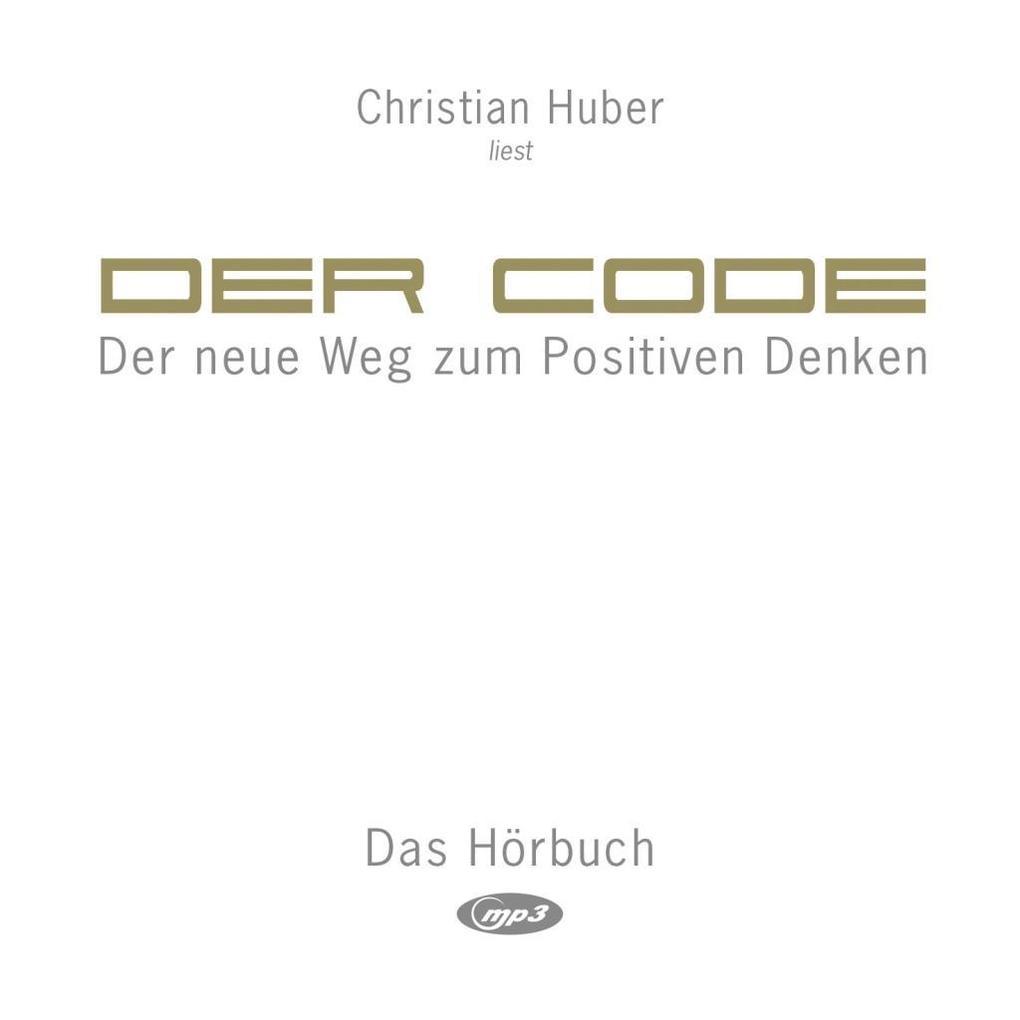 Der Code als Hörbuch CD