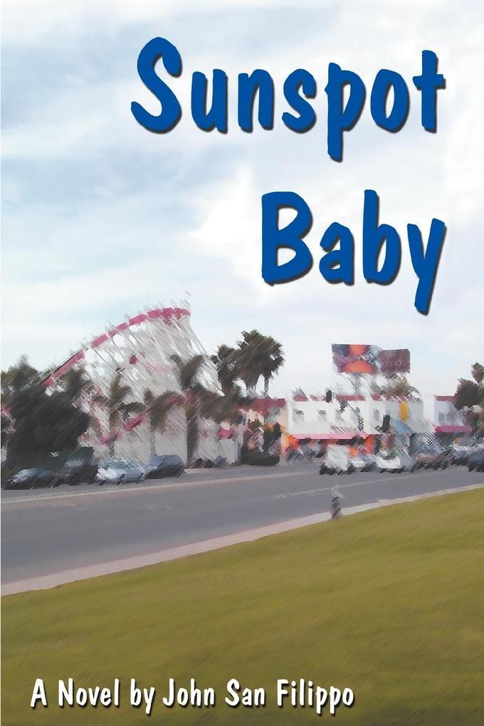 Sunspot Baby als Buch (kartoniert)