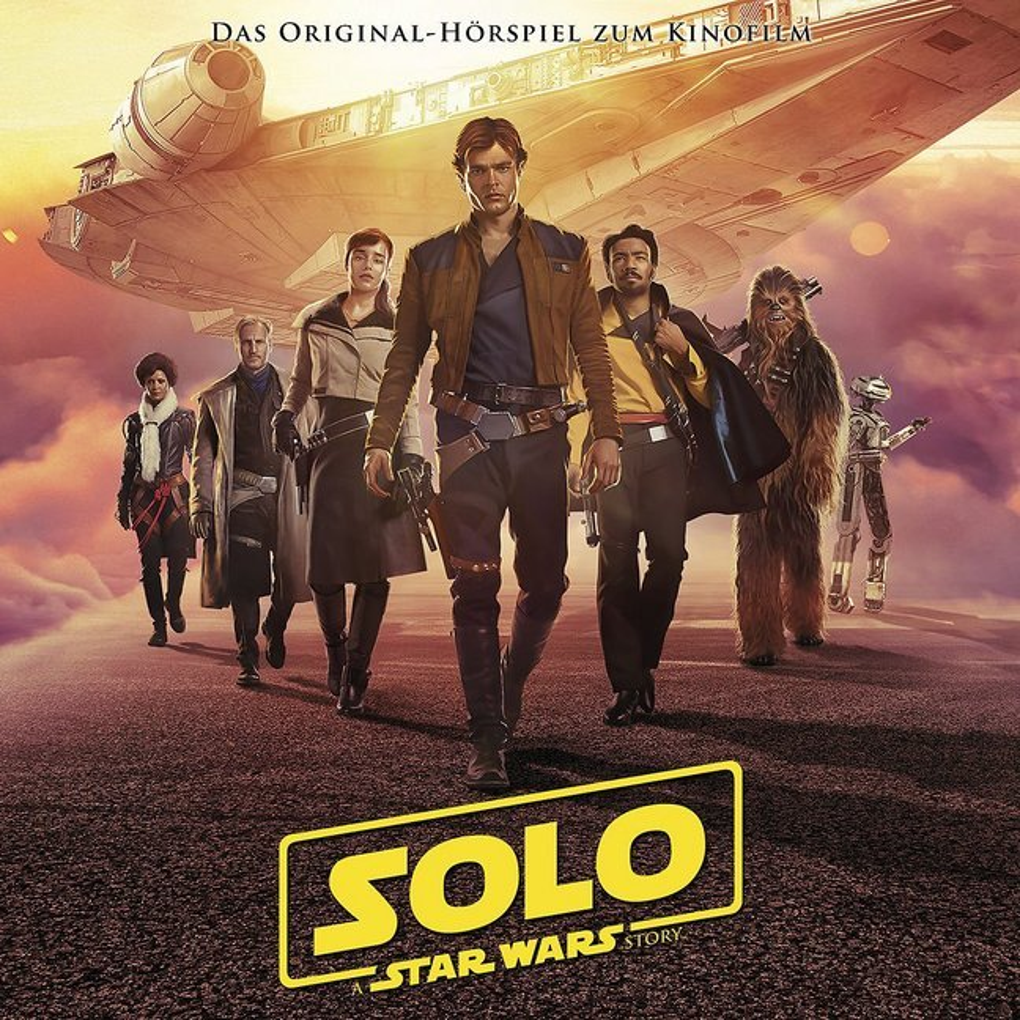 Solo: A Star Wars Story (Filmhörspiel) als Hörbuch