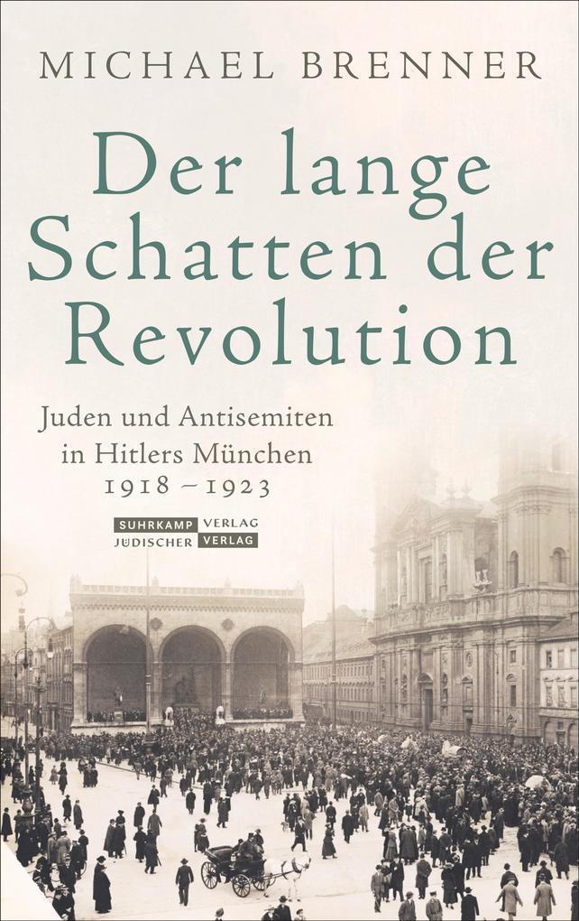 Der lange Schatten der Revolution als Buch (gebunden)