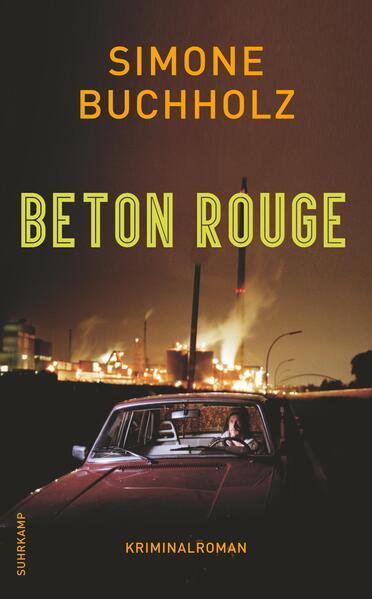 Beton Rouge als Taschenbuch