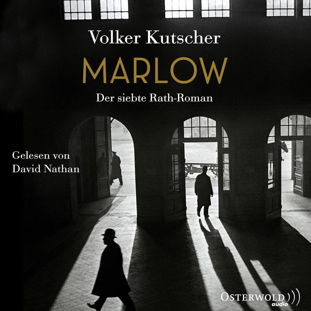 Marlow als Hörbuch Download