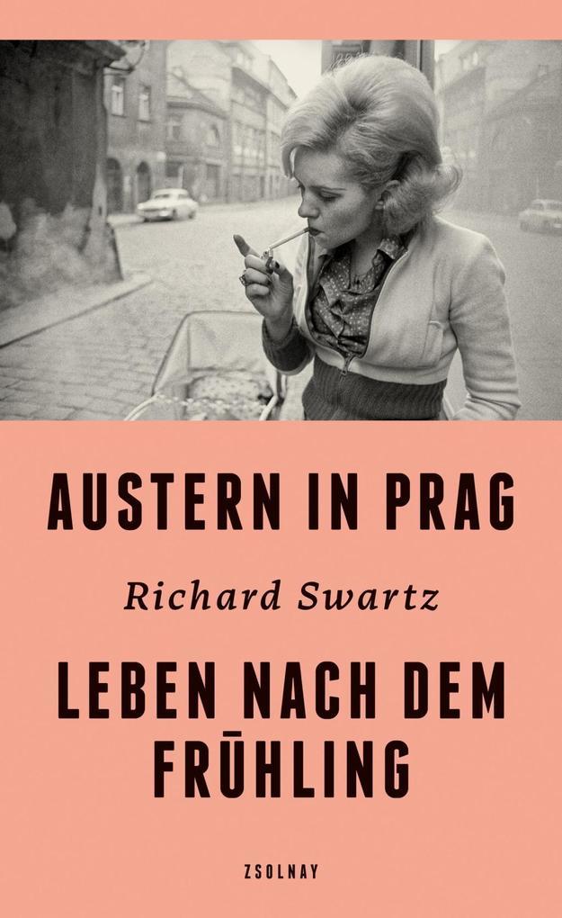 Austern in Prag als Buch