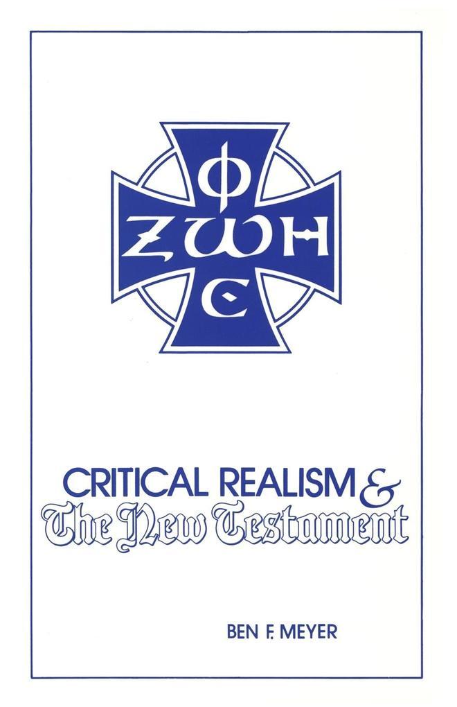 Critical Realism and the New Testament als Taschenbuch