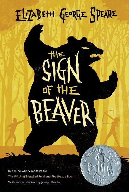 The Sign of the Beaver als Buch (gebunden)