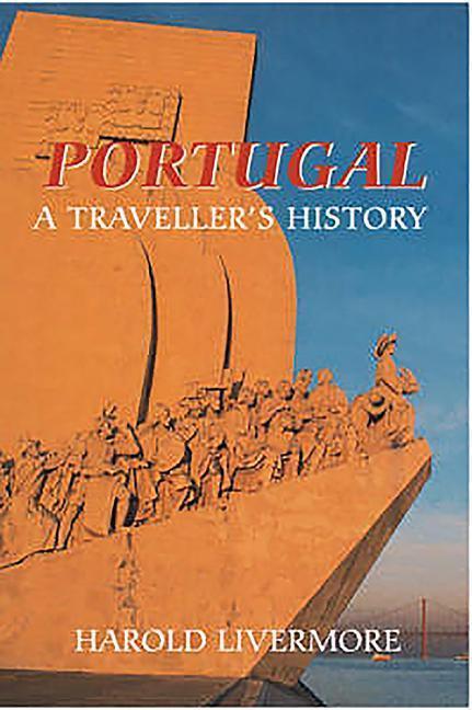Portugal: A Traveller's History als Taschenbuch