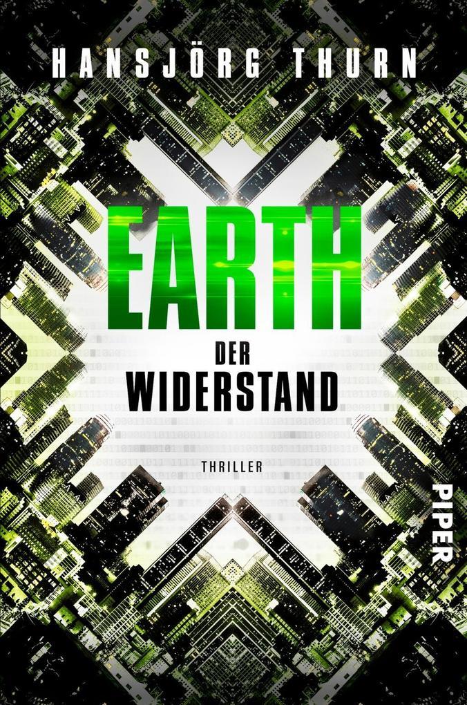 Earth - Der Widerstand als Buch (kartoniert)
