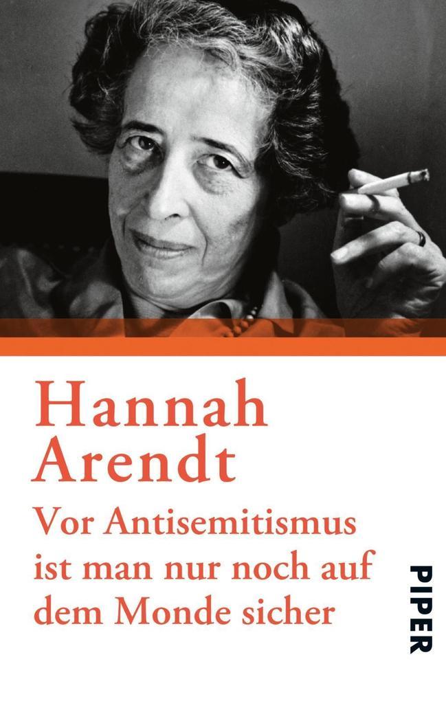Vor Antisemitismus ist man nur noch auf dem Monde sicher als Taschenbuch