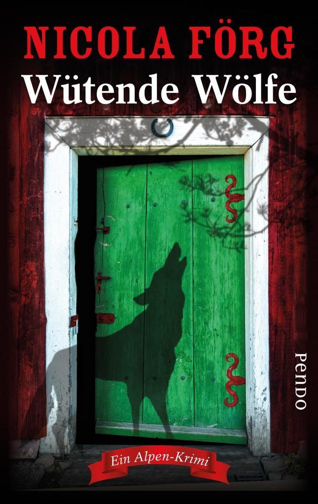 Wütende Wölfe als Buch (kartoniert)