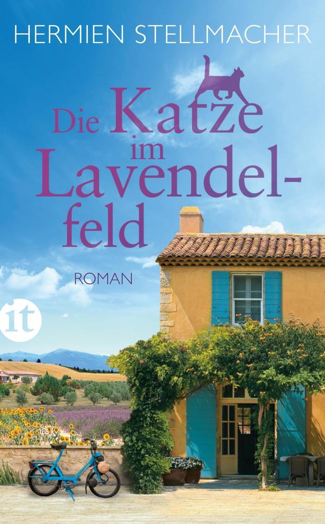 Die Katze im Lavendelfeld als eBook epub