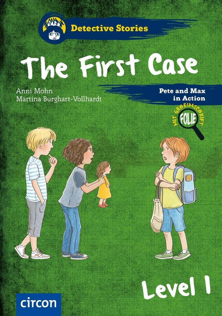 The First Case als Buch (kartoniert)