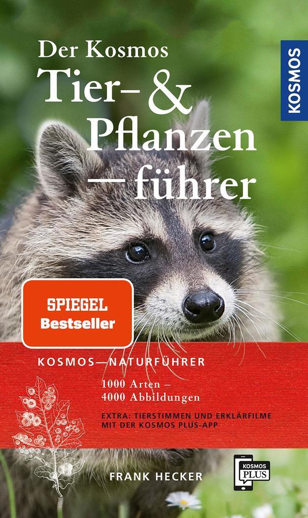 Der Kosmos Tier- und Pflanzenführer als Buch (kartoniert)