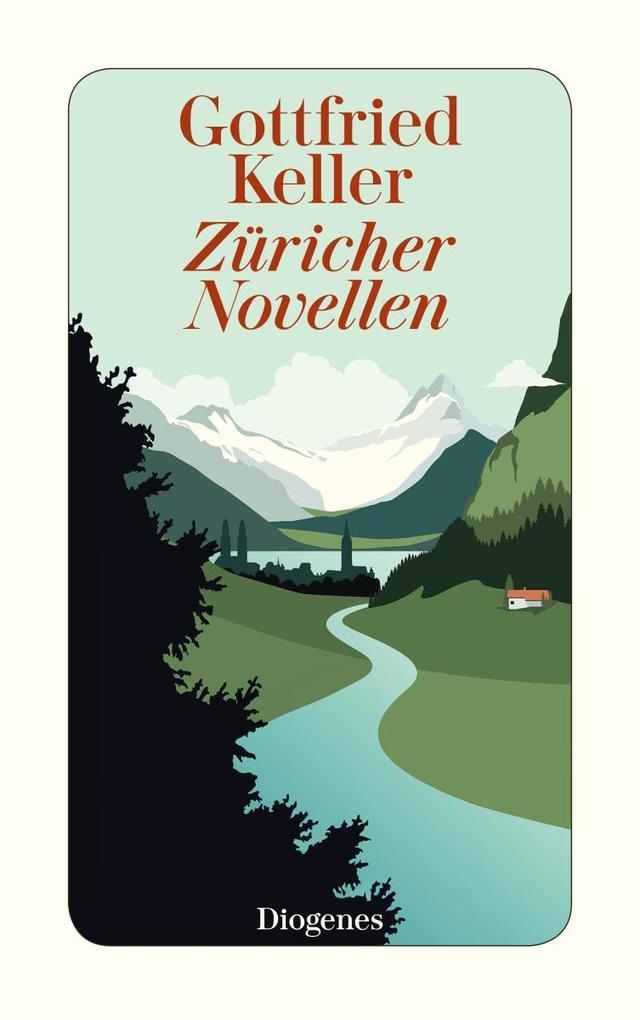 Züricher Novellen als Taschenbuch