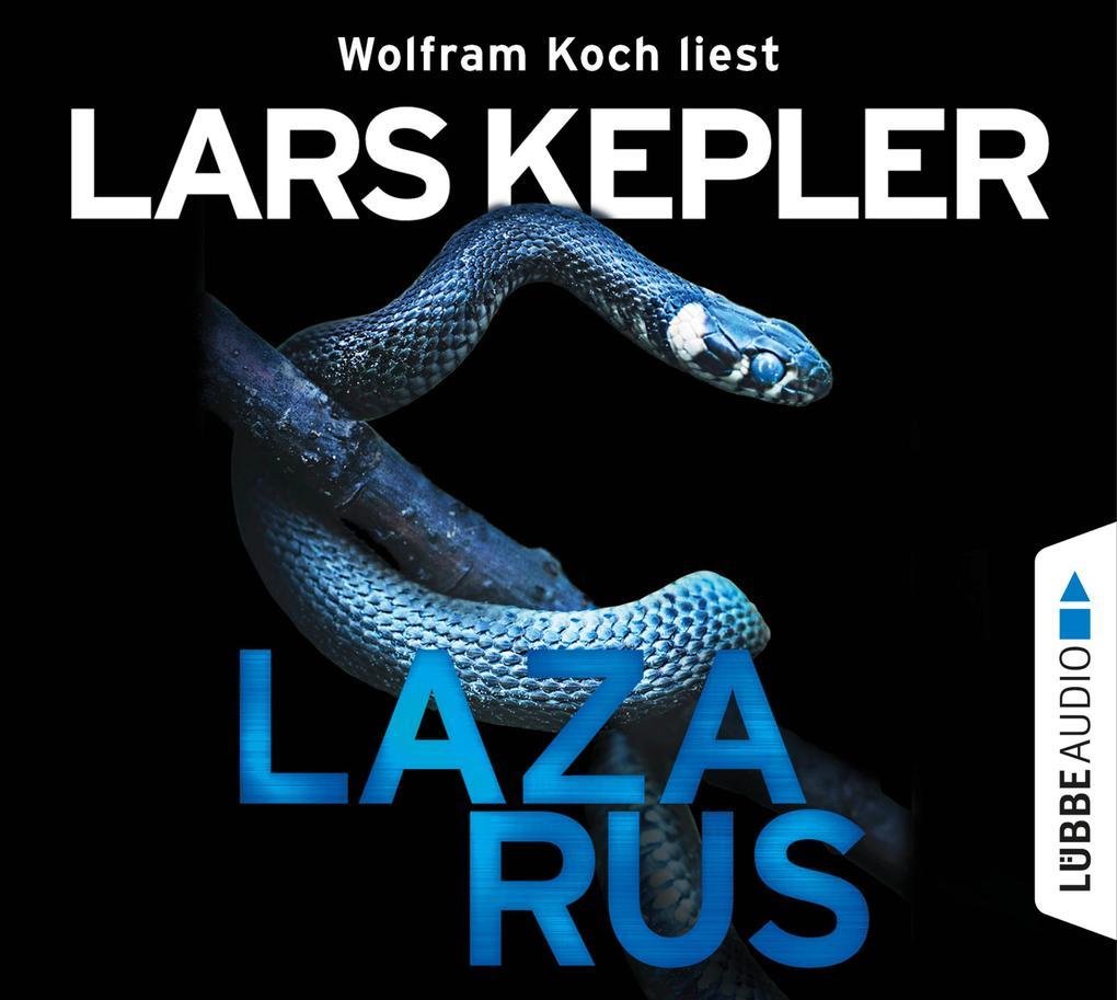 Lazarus als Hörbuch CD