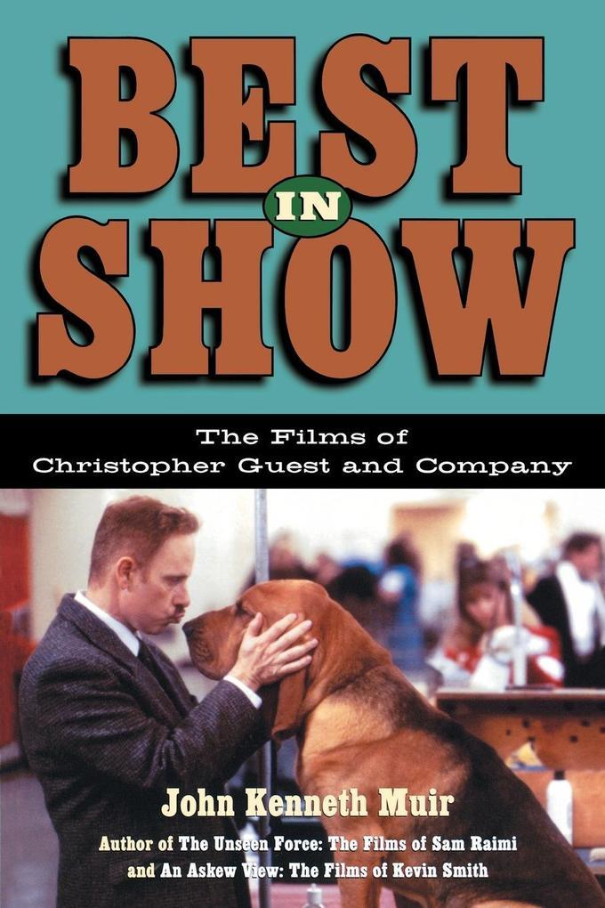 Best in Show als Taschenbuch