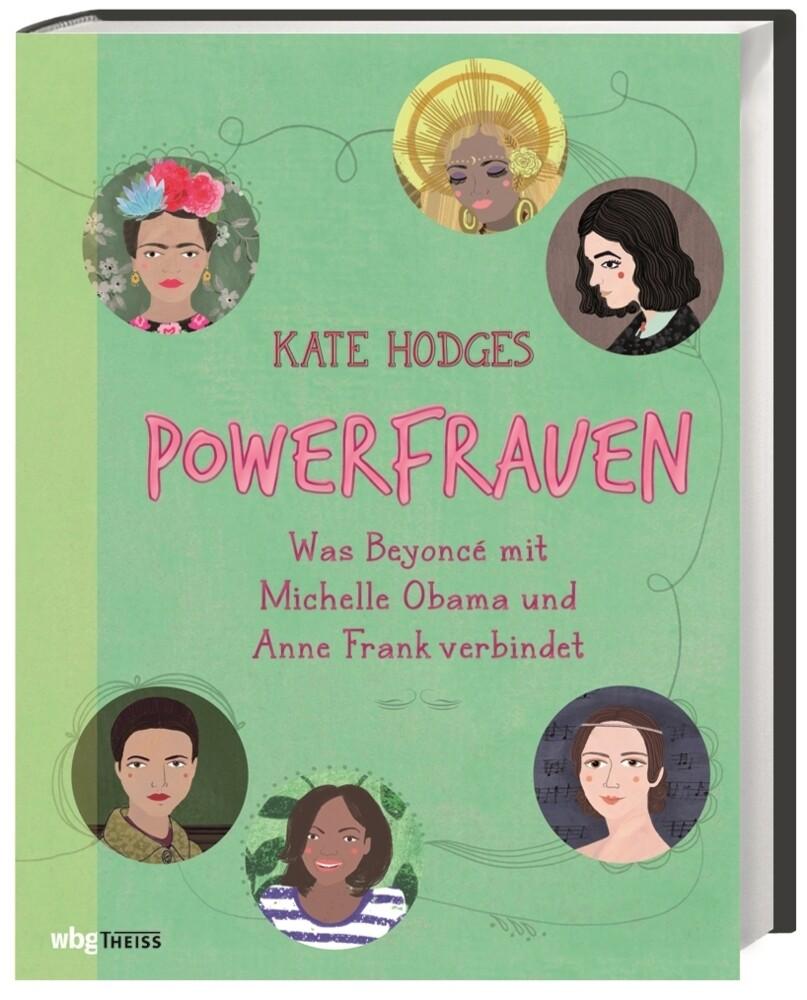 Powerfrauen als Buch (gebunden)
