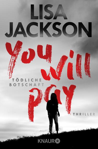 You will pay - Tödliche Botschaft als Taschenbuch