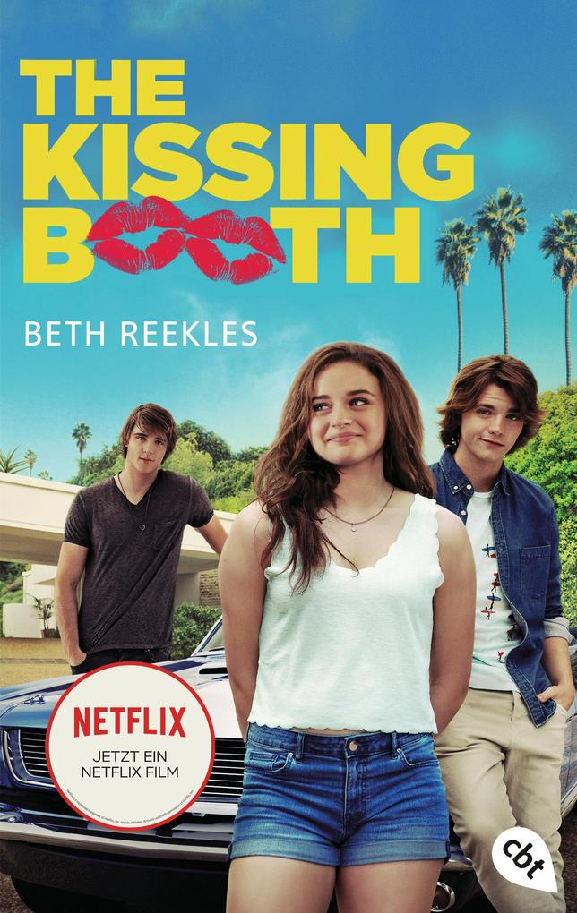 The Kissing Booth als eBook epub