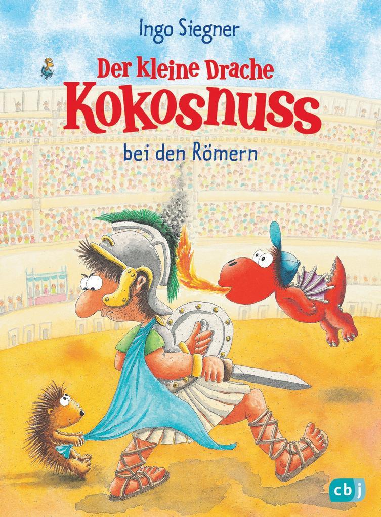 Der kleine Drache Kokosnuss bei den Römern als eBook epub