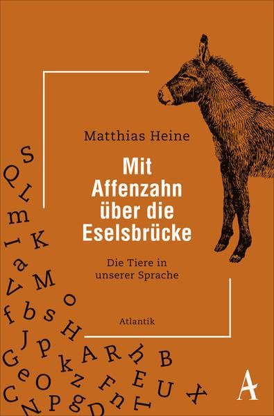 Mit Affenzahn über die Eselsbrücke als Buch (gebunden)
