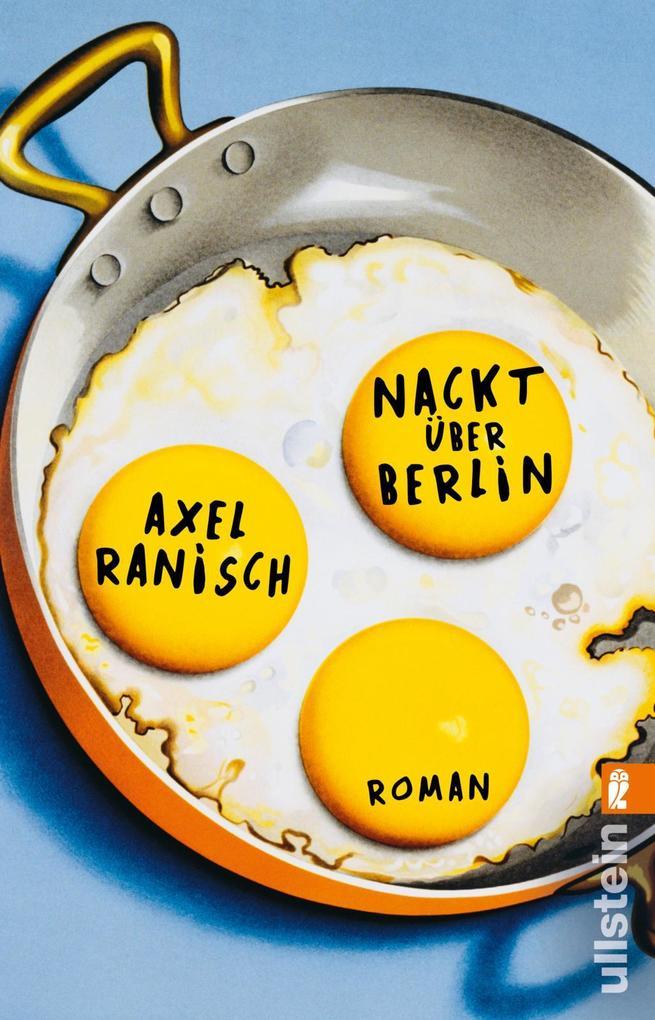 Nackt über Berlin als Taschenbuch