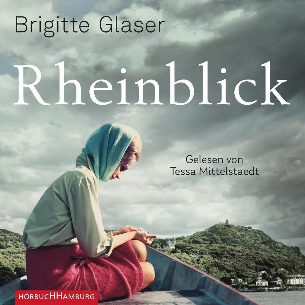Glaser, B: Rheinblick als Hörbuch CD