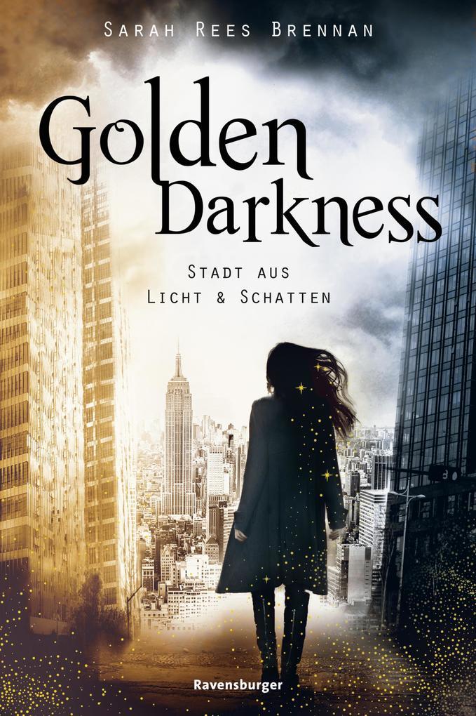 Golden Darkness. Stadt aus Licht & Schatten als eBook epub