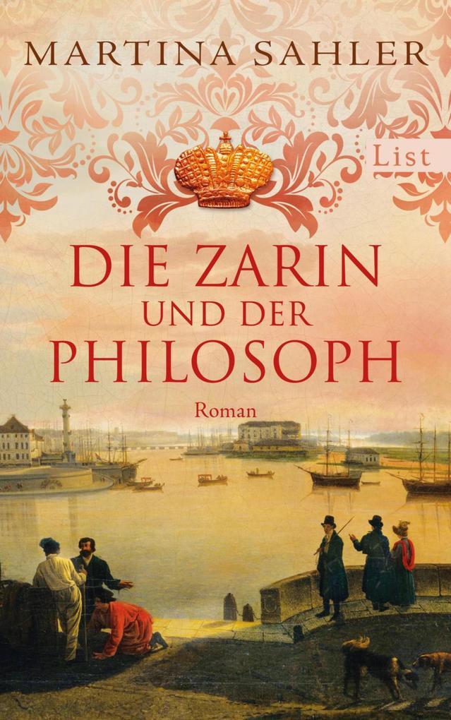 Die Zarin und der Philosoph als eBook epub