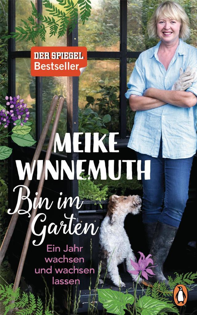 Bin im Garten als Buch (gebunden)