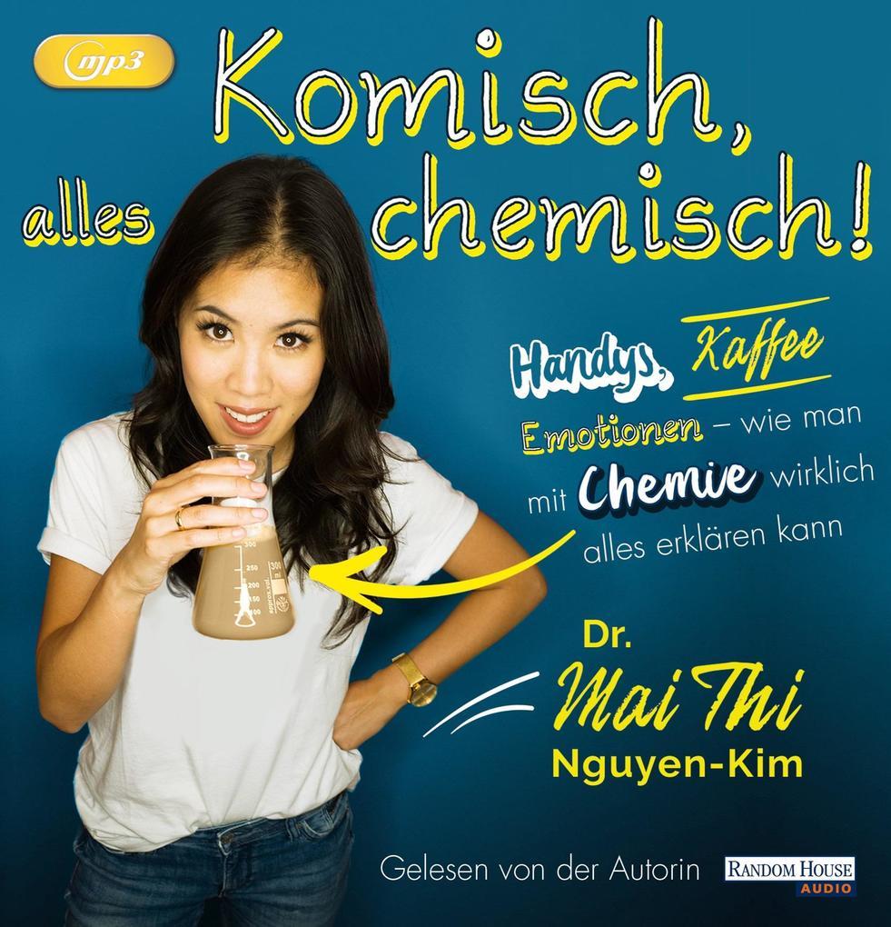 Komisch, alles chemisch als Hörbuch CD