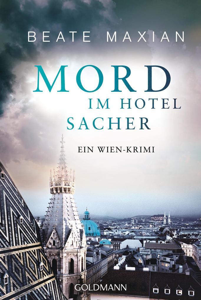 Mord im Hotel Sacher als Taschenbuch