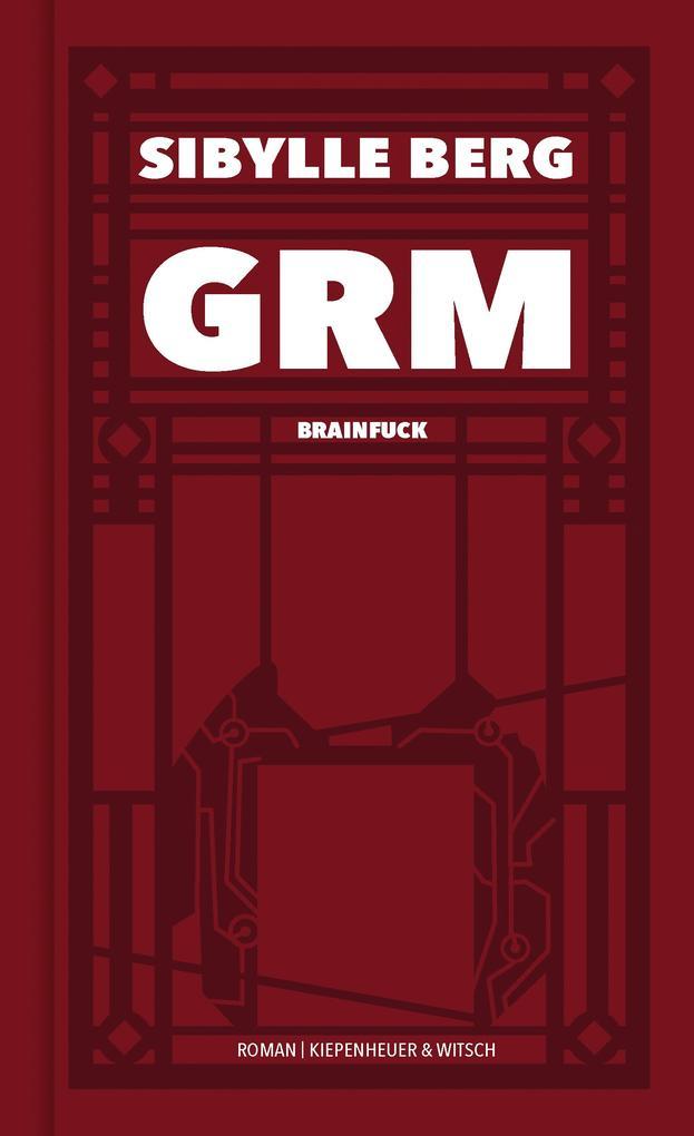 GRM als Buch (gebunden)