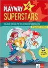 Playway 4. Ab Klasse 1. Activity Book Superstar Training Klasse 4. Ausgabe ab 2019