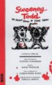 Sweeney Todd als Taschenbuch