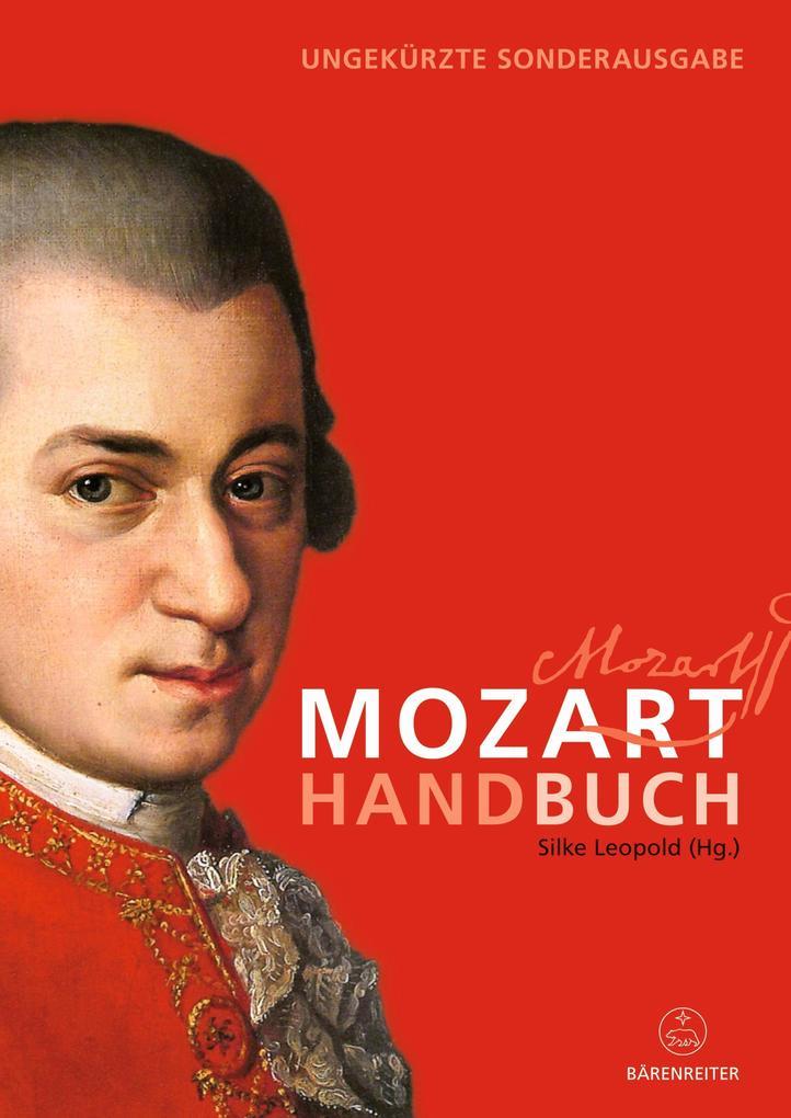 Mozart-Handbuch als eBook pdf