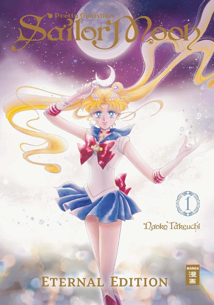 Pretty Guardian Sailor Moon - Eternal Edition 01 als Buch (gebunden)