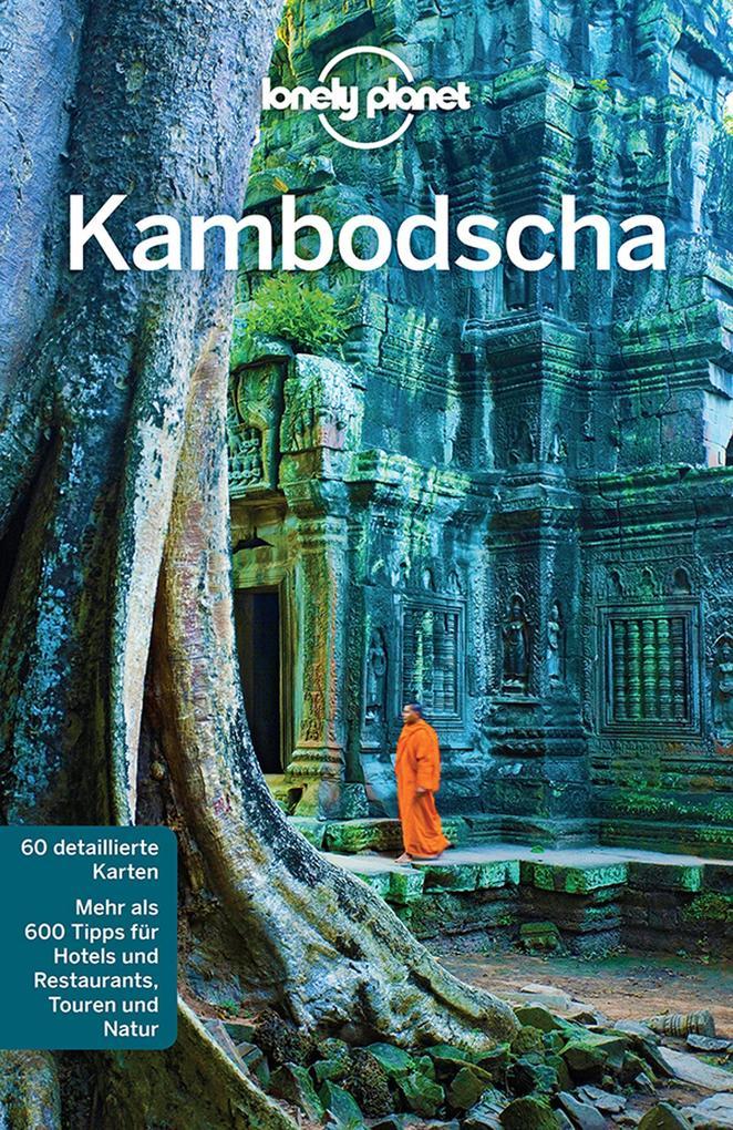 Lonely Planet Reiseführer Kambodscha als eBook