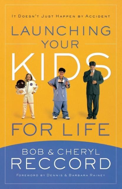 Launching Your Kids for Life als Taschenbuch