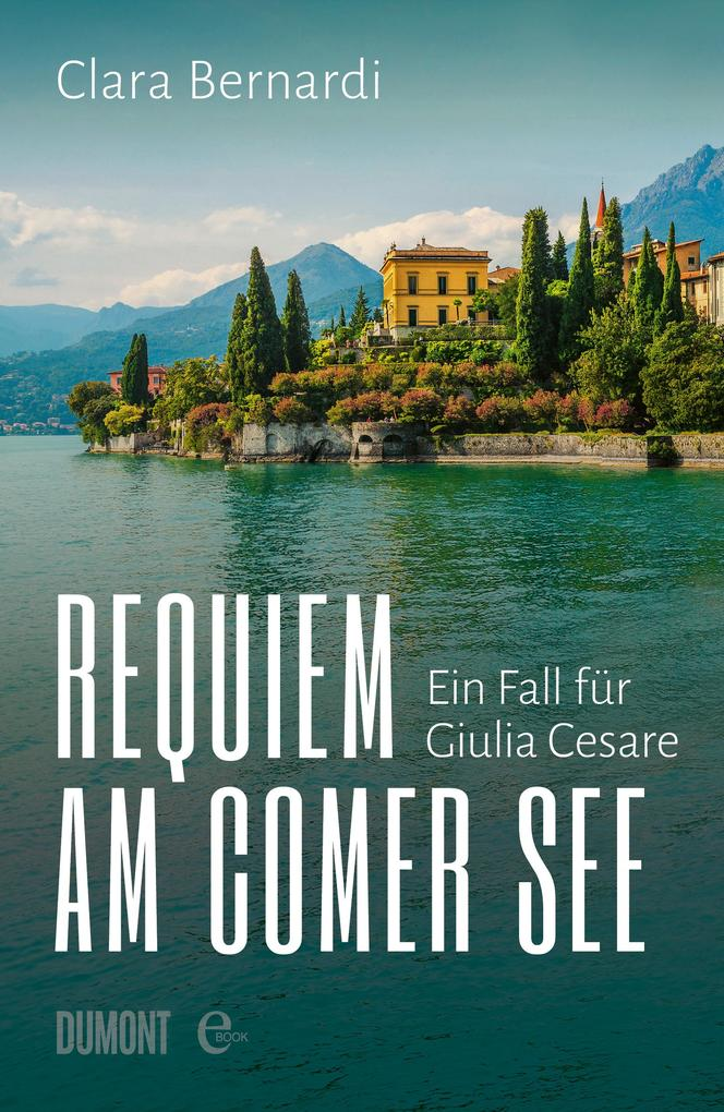 Requiem am Comer See als eBook epub