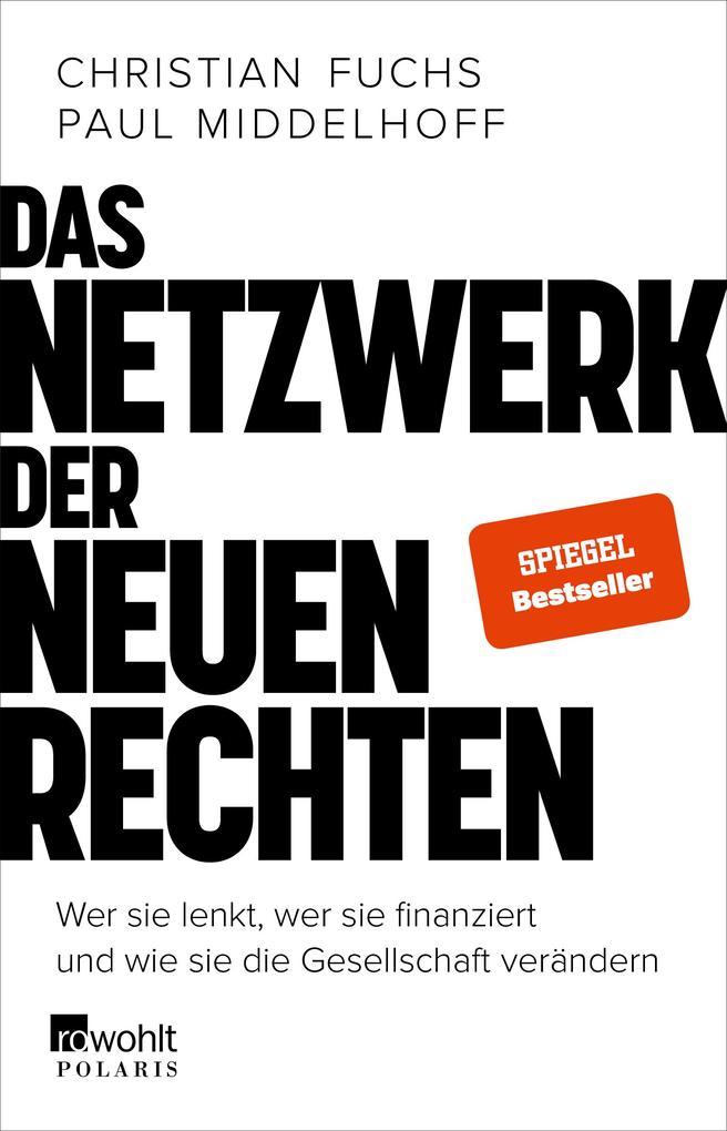 Das Netzwerk der Neuen Rechten als Taschenbuch
