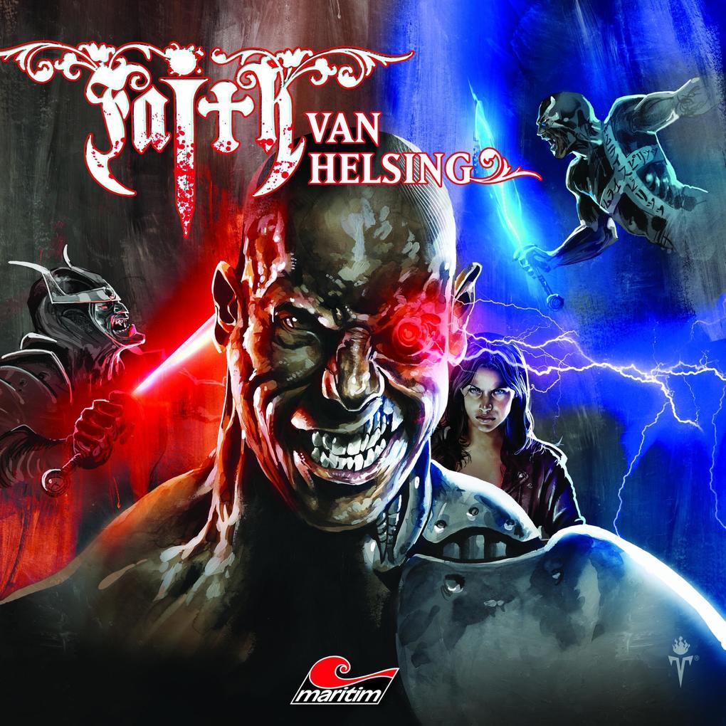 Faith - The Van Helsing Chronicles, Folge 39: Geistersamurai: Exodus als Hörbuch Download